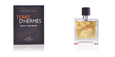 TERRE D'HERMÈS H bottle limited edition pure parfüm spray Hermès