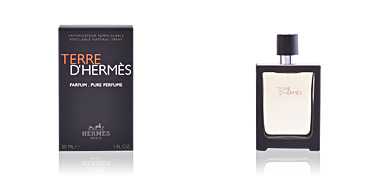 TERRE D'HERMÈS pure parfüm spray refillable Hermès