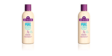 PURE LOCKS distressed hair shampoo Aussie