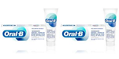 ENCIAS & ESMALTE REPAIR blanqueante pasta dentífrica 75 ml Oral-b