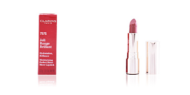 JOLI ROUGE BRILLANT hydratation brillance #757S-nude brick Clarins