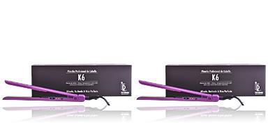 Plancha de pelo K6 plancha profesional de cabello #lila Irene Rios