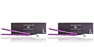 Piastra per capelli K6 plancha profesional de cabello #lila Irene Rios