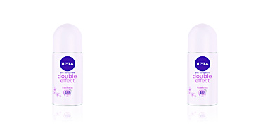 DOUBLE EFFECT anti-perspirant deo roll-on 50 ml Nivea