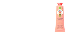 Hand cream & treatments FLEUR DE FIGUIER baume mains & ongles Roger & Gallet