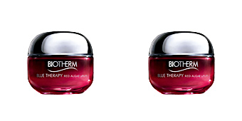 Skin tightening & firming cream  BLUE THERAPY RED ALGAE UPLIFT cream Biotherm