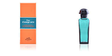 EAU D'ORANGE VERTE eau de cologne refillable spray Hermès