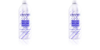 LAVANDE bain moussant 500 ml L'Occitane