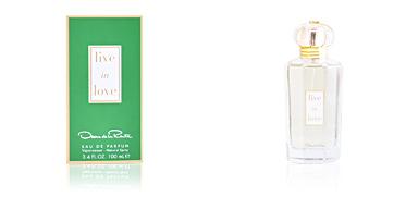 Oscar De La Renta LIVE IN LOVE parfüm