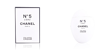 Tratamientos y cremas manos Nº5 L'EAU on hand cream Chanel