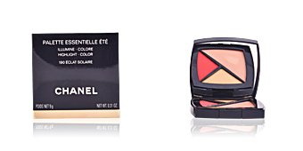 Highlighter makeup PALETTE ESSENTIELLE ÉTÉ Chanel