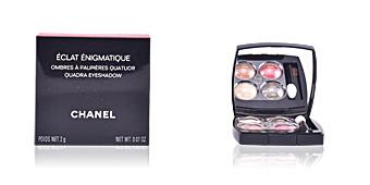 Sombra de olho ÉCLAT ÉNEGMATIQUE ombres à paupières quatour Chanel