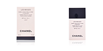Foundation makeup LES BEIGES embellisseur belle mine hydratant Chanel