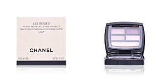 Sombra de ojos LES BEIGES palette regard belle mine naturelle Chanel