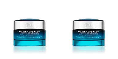 Anti aging cream & anti wrinkle treatment VISIONNAIRE NUIT gel-en-huile multi correcteur fondamental Lancôme
