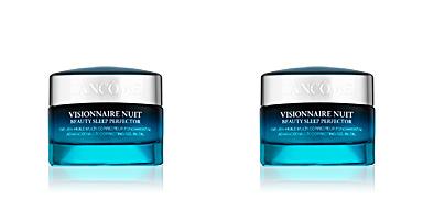Creme antirughe e antietà VISIONNAIRE NUIT gel-en-huile multi correcteur fondamental Lancôme