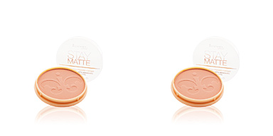 Polvo compacto STAY MATTE pressed powder Rimmel London