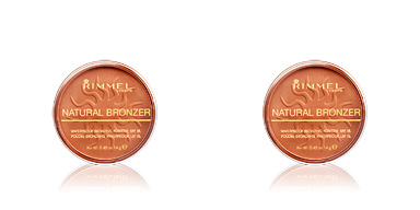 NATURAL BRONZER SPF15 #022-sun bronze  Rimmel London
