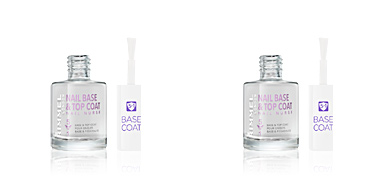 NAIL NURSE CARE base & top coat 5en1 Rimmel London