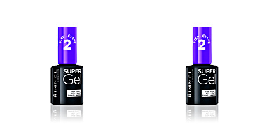 SUPER GEL top coat Rimmel London