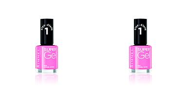 KATE SUPER GEL nail polish #022-angel wing Rimmel London