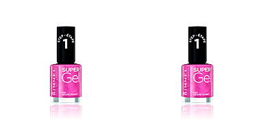 Esmalte de uñas KATE SUPER GEL nail polish Rimmel London