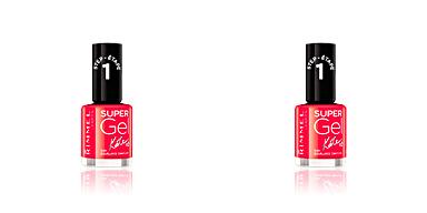 Vernis à ongles KATE SUPER GEL nail polish Rimmel London