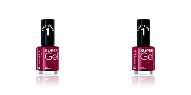 KATE SUPER GEL nail polish Rimmel London
