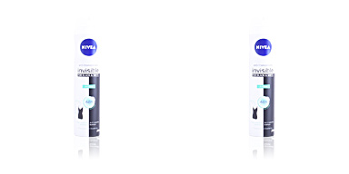 Desodorante INVISIBLE BLACK & WHITE ACTIVE anti-transpirante spray Nivea