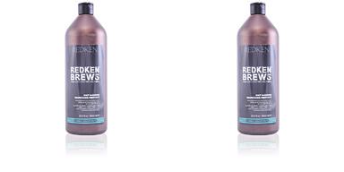 REDKEN BREWS mint shampoo Redken