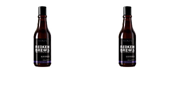 Champú color REDKEN BREWS silver shampoo Redken Brews