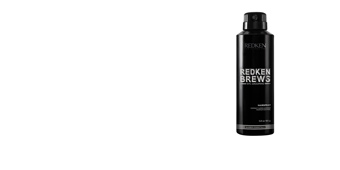 Hair styling product REDKEN BREWS hairspray Redken Brews