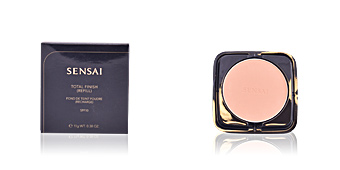 Fondation de maquillage SENSAI TOTAL FINISH foundation recharge Kanebo