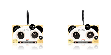 Dark circles, eye bags & under eyes cream PANDA EYE PADS cooling effect Oh K!