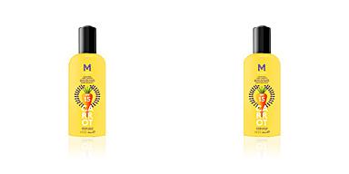 CARROT sunscreen dark tanning SPF15 Mediterraneo Sun