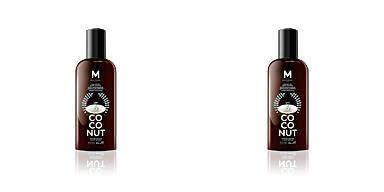 Body COCONUT suntan oil dark tanning SPF6 Mediterraneo Sun