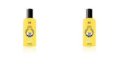 Lichaam COCONUT sunscreen dark tanning SPF30 Mediterraneo Sun