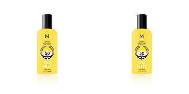 COCONUT sunscreen dark tanning SPF50 Mediterraneo Sun