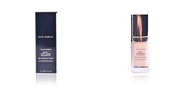 THE FOUNDATION perfect matte liquid Dolce & Gabbana Makeup