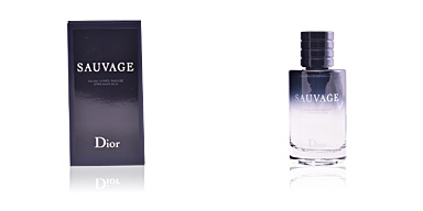 SAUVAGE as balm Dior