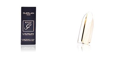 ROUGE G le capot double miroir #parure gold Guerlain