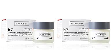 B7 antimanchas regenerante aclarante SPF15 piel mixta grasa Bella Aurora