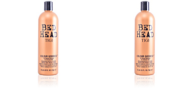 Champú color BED HEAD COLOUR GODDESS oil infused shampoing Tigi
