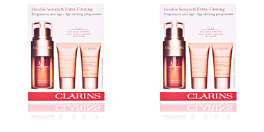 DOUBLE SERUM & EXTRA-FIRMING coffret Clarins