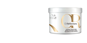Mascarilla brillo OR OIL REFLECTIONS luminous reboost mask Wella