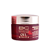 Traitement hydratant cheveux BC OIL MIRACLE refined brazilnut oil booster Schwarzkopf