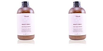 BEAUTY FAMILY sweet relax shampoo Nook