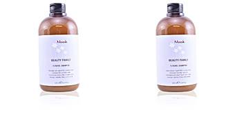 BEAUTY FAMILY  fly&vol shampoo Nook