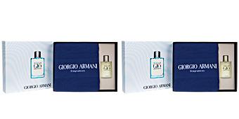 Armani ACQUA DI GIO POUR HOMME SET perfume