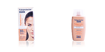 Facial FUSION WATER fotoprotector color SPF50+ Isdin